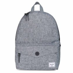 РЮКЗАК Herschel SYDNEY MID-VOLUME A/S SCATTERED RAVEN CROSSHATCH/BLACK RUBBER