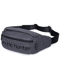 Поясная Сумка ARCTIC HUNTER YB140011 Серый