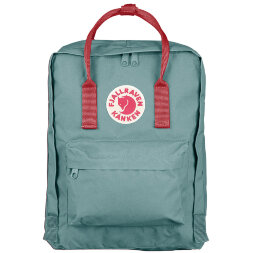 Рюкзак Fjallraven Kanken Classic Frost Green / Ox Red