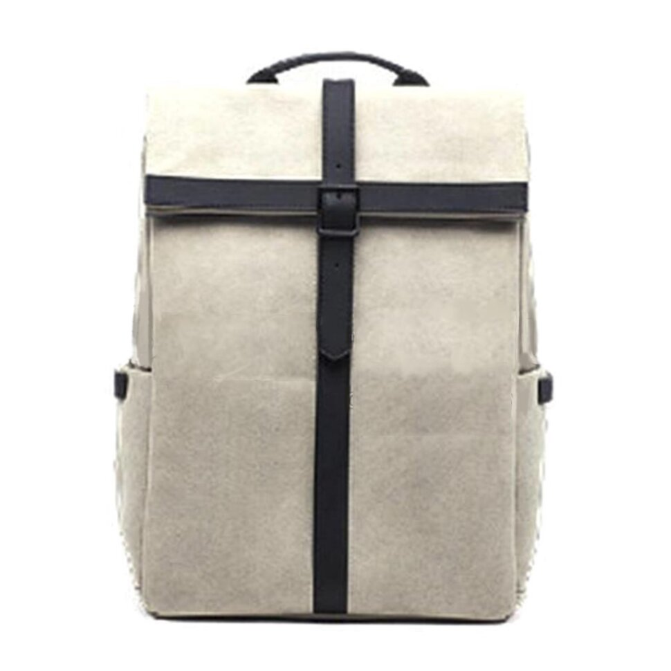 Рюкзак Xiaomi 90 Points Grinder Oxford Casual Backpack белый