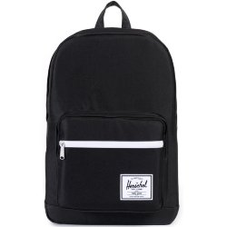 РЮКЗАК Herschel Pop Quiz A/S BLACK/BLACK SYNTHETIC LEATHER