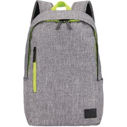 РЮКЗАК Nixon SMITH BACKPACK SE A/S Heather Gray/Lime