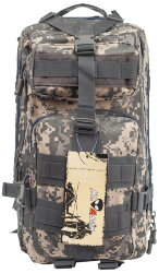 Тактический рюкзак Mr. Martin 5025 Multicam Digital Woodland 25L