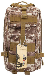 Тактический рюкзак Mr. Martin 5025 Multicam Digital Desert 25L